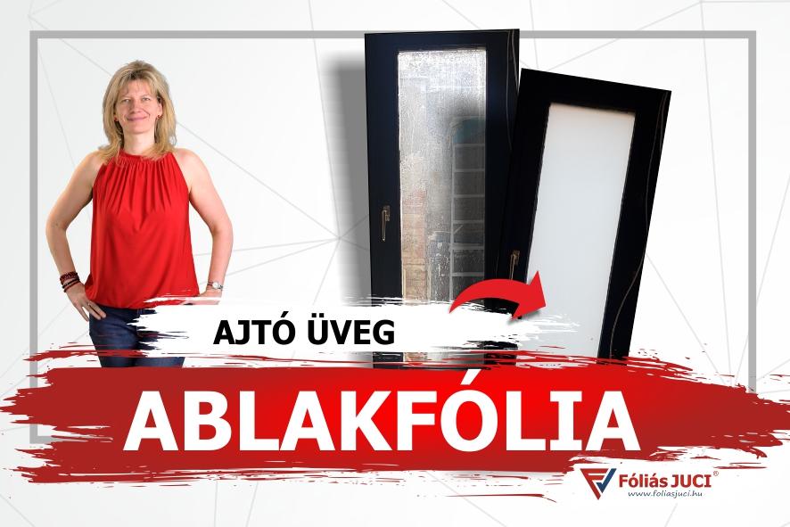 ABLAKFÓLIA TAPASZTALATOK - ÜVEGAJTÓ ÉS ERKÉLY