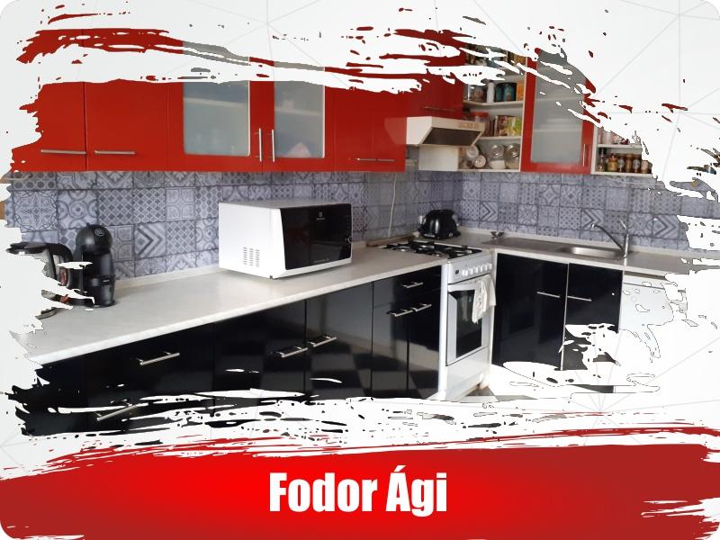 FODOR ÁGI Otthonszépítése