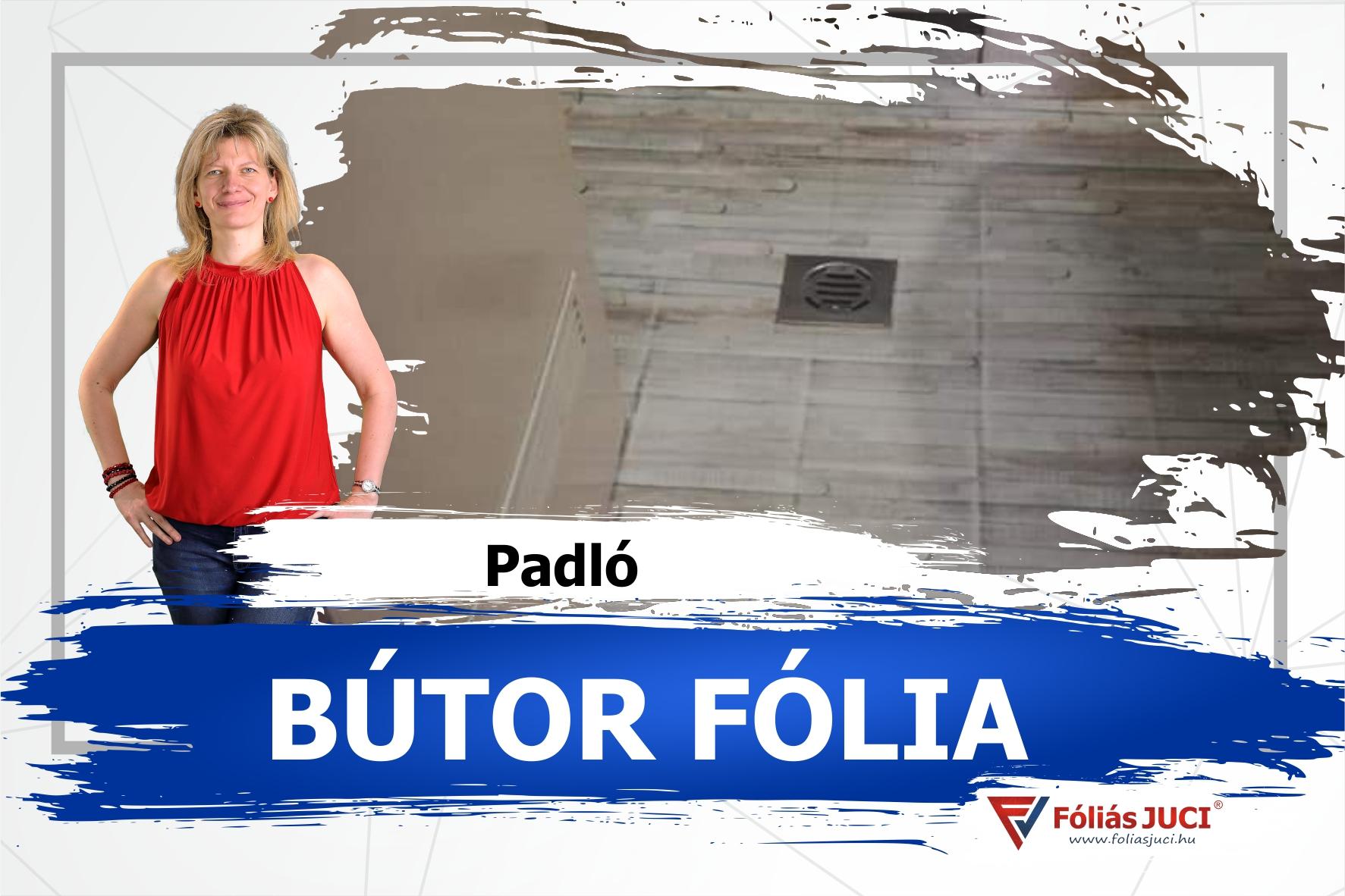 ÖNTAPADÓS FÓLIA TAPASZTALATOK - PADLÓ